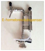 """""""G"""" System Supreme Upright Picnic Pump with 8"""" Chrome Pump"""