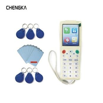 ICopy 3 RFID NFC Copier IC ID Lezer Schrijver Duplicator Engels Versie Nieuwste iCopy 3 met Volledige Decode Functie Smart card Key