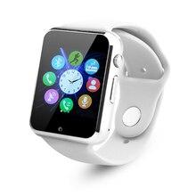 696 G11child Bluetooth Smartwatch Relógio Inteligente Com Câmera Whatsapp Facebook Twitter Sync SMS Apoio Cartão TF SIM Para IOS Android