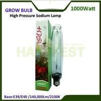 2 cái 140000lm E39/E40 1000 Wát Kéo Dài Tuổi Thọ Bóng Đèn Cao Hiệu Suất Siêu HPS Đèn Tăng Trưởng Thực Vật Light Bulb Khu Vườn trong nhà Ánh Sáng