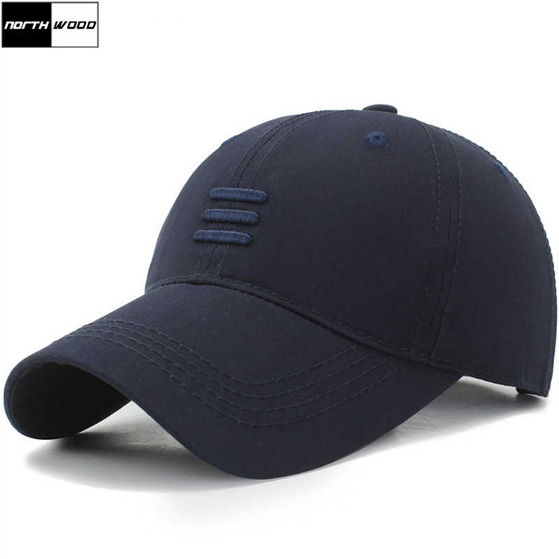 [NORTHWOOD] Мужская брендовая бейсбольная кепка s хлопок летняя кепка для женщин Bone Gorras черные шляпы для папы Casquette Snpback