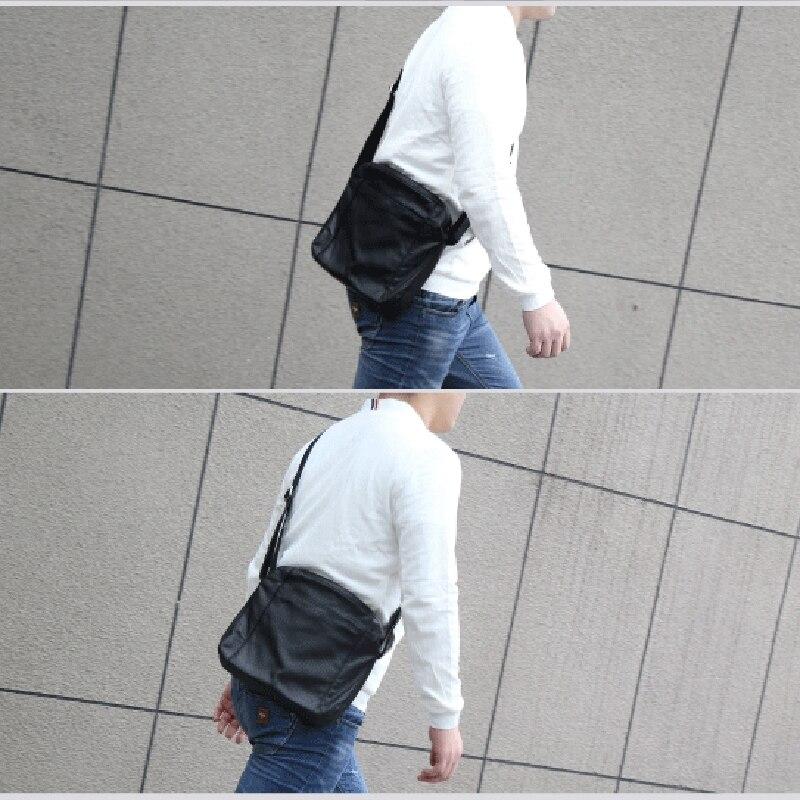 Aktentasche Rindsleder Quer Casual Der Aetoo Schräge Schicht Baotou Black Schulter Einzelnen Männer wxpvpZzXq8