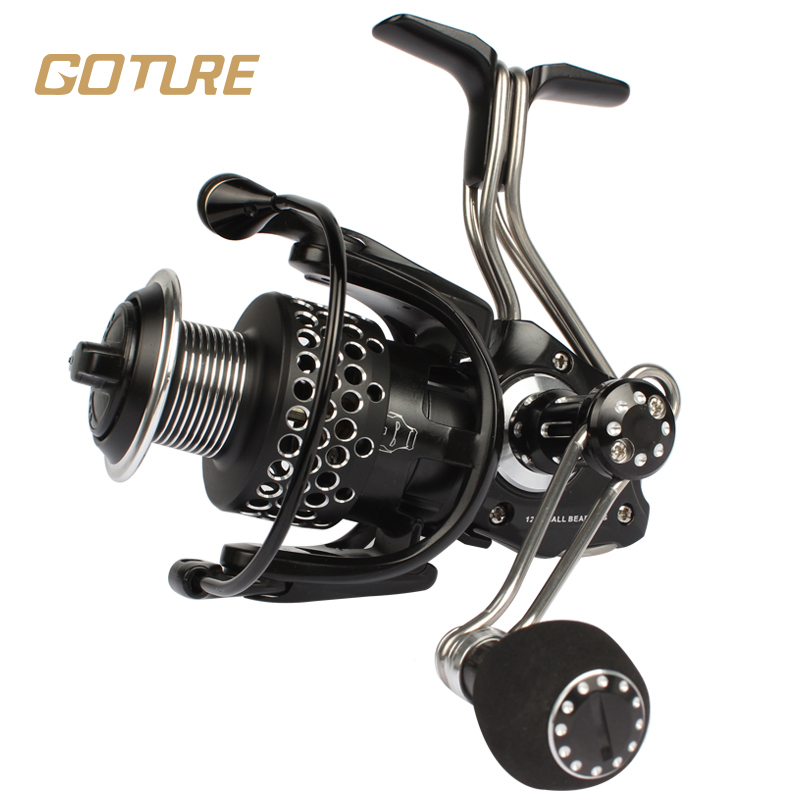 ФОТО Rock Bass Saltwater Carp Spinning Fishing Reel Metal