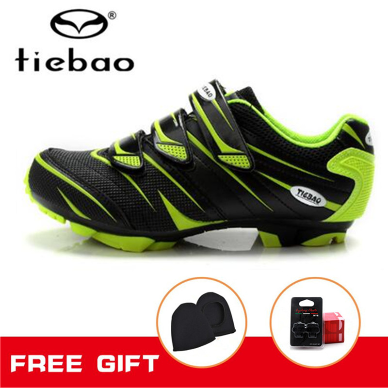 Здесь продается  TIEBAO Cycling Shoes 2018 sapatilha ciclismo mtb Mountain Bike men Sneakers women zapatillas deportivas mujer Bicycle Equipment  Спорт и развлечения