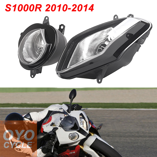Motorcycle Headlights Back Cover For BMW S1000RR 2015 2016 2017 2018