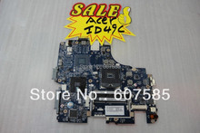 For Gateway ID49C Laptop motherboard mainboard LA-6151P Fully Tested Free shipping