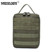 Molle тактическая медицинская сумка первой помощи edc Военная