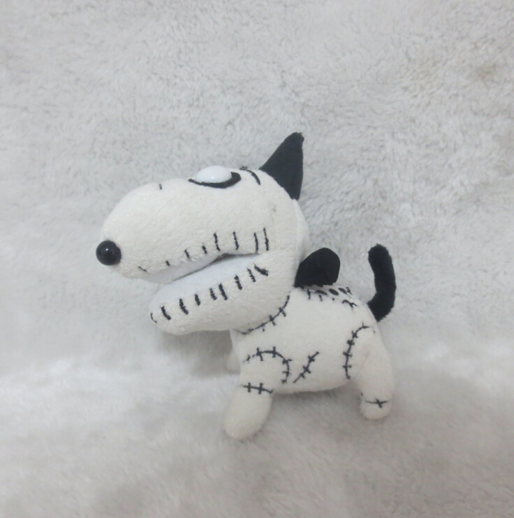sparky the dog frankenweenie. original frankenweenie sparky dog plush toys cute keychains key chain unique soft for children kids gifts 10cm-in stuffed \u0026 animals from the