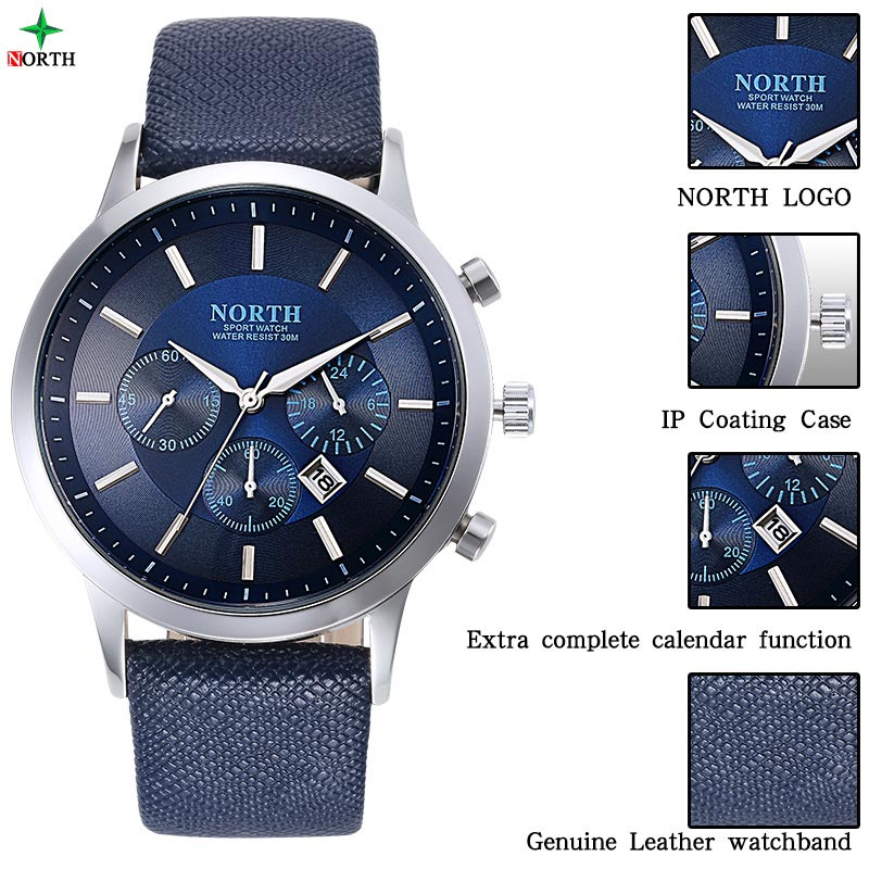 Fashion Men Watch Clock Luxury Sports Watches Casual Military Quartz  PU Leather Strap Wristwatch Large Round Dial Watch LXH matisse fashion austria crystal snowflake rotatable dial leather strap buiness quartz watch wristwatch rosegold