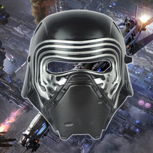 New Halloween Cosplay Kylo Ren Masks Star Wars 7 The Force Awakens Cosplay Masks Kylo Ren Cosplay Maskss cosplay star wars kylo ren electronic lightsaber w light
