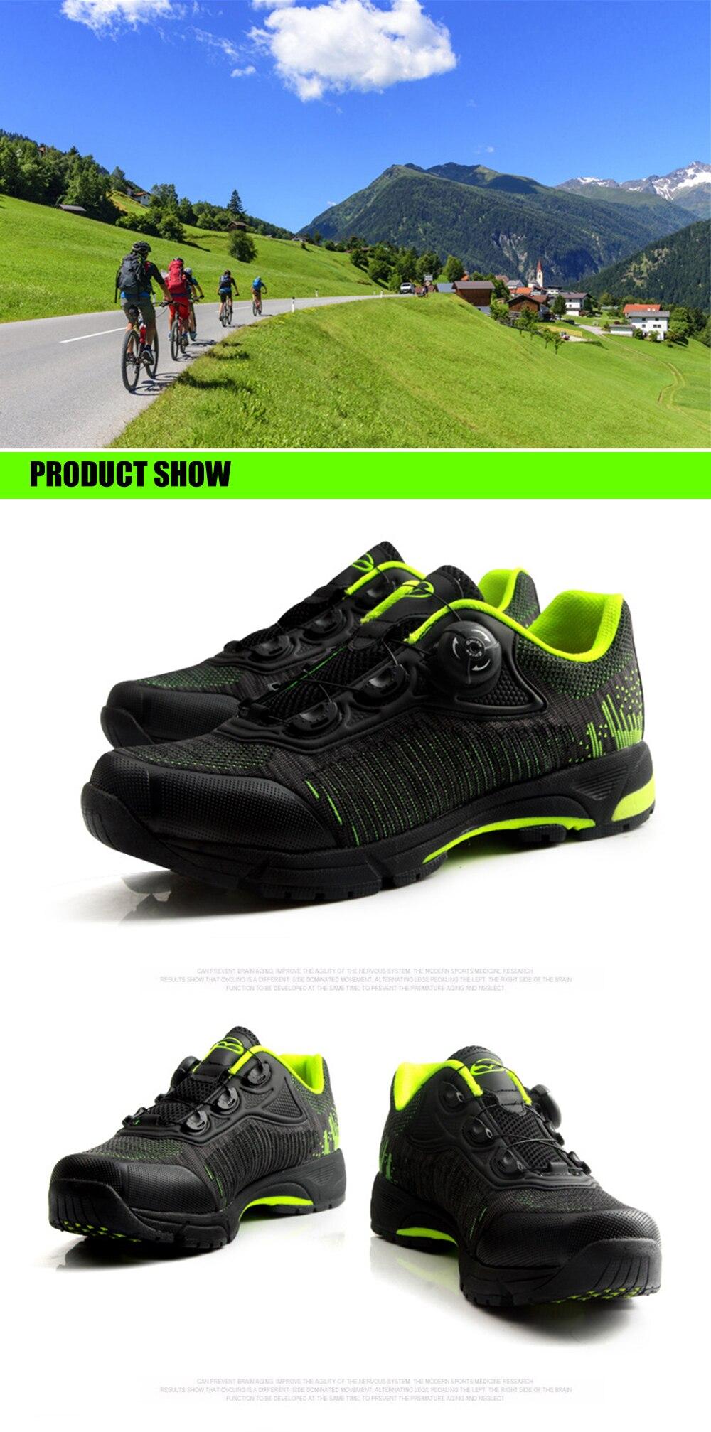 zapatillas mtb hombre ciclismo bicicleta de corrida