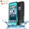 Оригинал Для iphone 6 Водонепроницаемый Футляр Подводные ip68 6.6ft жизни гидроудар Dirt доказательство Защитная Крышка для iPhone 6 s 4.7 дюймовый