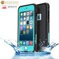 Original Para el iphone 6 Caso $ number pies Bajo El Agua ip68 A Prueba de agua la vida Choque de Tierra a prueba de agua Cubierta de Protección para el iphone 6 s 4.7 pulgadas