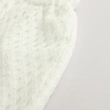 Girls Clothing Sets Floral Chiffon Halter + Embroidered White Shorts Straw Hat Set 3 PCS