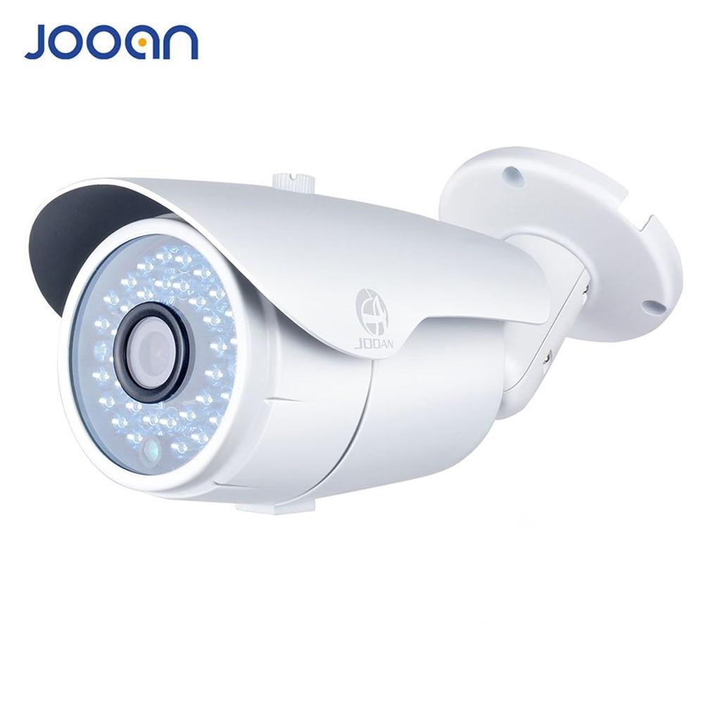 JOOAN Security Network Camera 2 Megapixel 1080P HD Indoor/Outdoor IP Camera Surveillance Security Camera with 3.6mm Lens POE