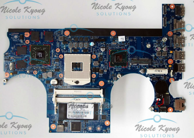 купить 665933-001 HM65 6050A2468601-MB-A02 2D ver MotherBoard SYSTEM BOARD for HP Envy 17 17-3000 17T-3000 17-6000 17T-6000 недорого