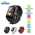 U8L Smart Watch Clock Bluetooth Sync Notifier Connectivity Diginal Sport Watch For IOS Android Wristwatch PK U8 DZ09 GV18 GT08