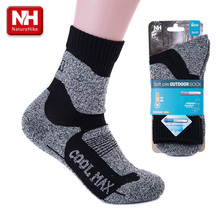 POINT BREAK NH15A003-W Fast Dry Sweat Full Thickness Drying Outdoor Climbing Men's Sports Socks