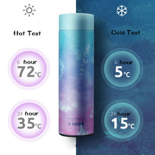 9 Style 450Ml Thermos Double Wall Stainless Steel Vacuum Flasks Cup Coffee Tea Milk Travel Mug Thermo Bottle Thermocup