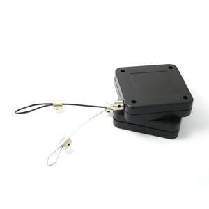 Image 1 - Claite 10pcs 3 meter 개폐식 자동 와이어 풀 박스 테이크 업 박스 HTC VIVE 브래킷 와인 더 VR 헤드 용 도난 방지 케이블