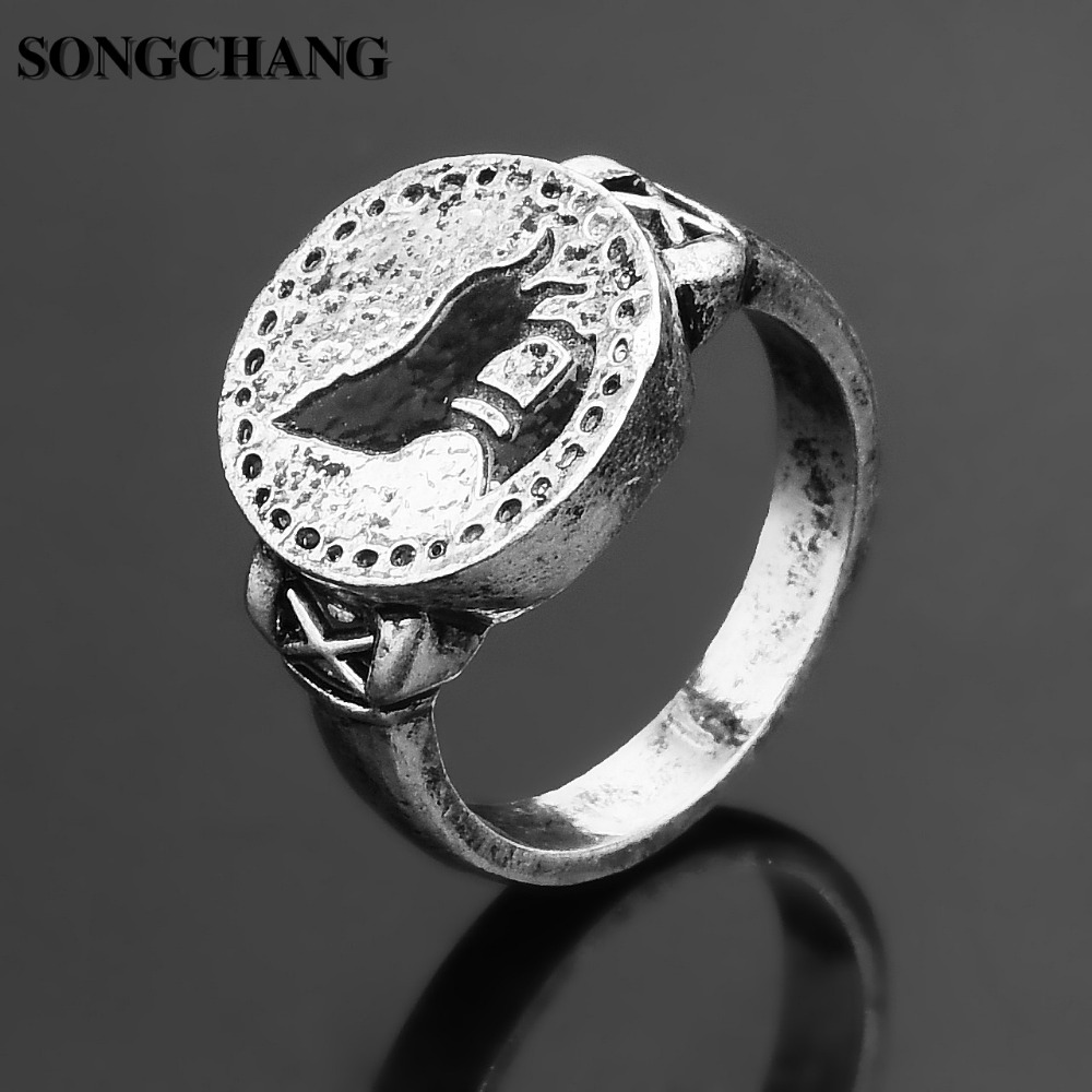 Game Dark Souls III Wolf Rings Lion Eagle Greedy Silver Snake Blue Tears Stone Ring Women Men Game Jewelry Gift For Fans Детская кроватка