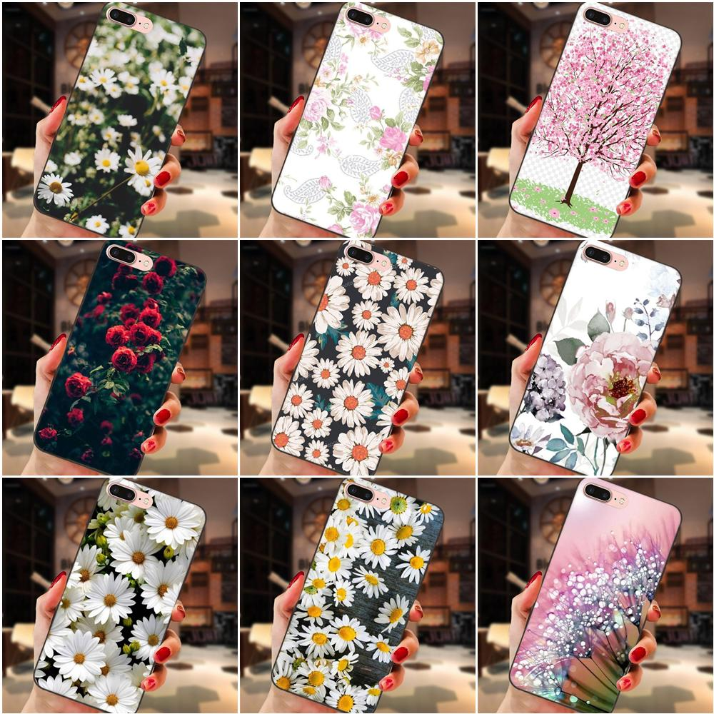 Flower Daisy Cherry Galaxy C5 Plus-Prime Ace-Core For C7 J1 J2 J3 J330/J5/J6 J7 J730