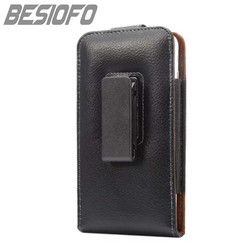 Phone Bag Case For Lenovo K5 Play S5 VIBE Z2 Pro With 360 Degree Rotation Clip Cover Belt Waist Pouch Holster Vertical Coque