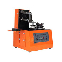 MY 420 110v 220V Environmental Desktop Electric Pad Printer Round Pad Printing Machine Ink Printer