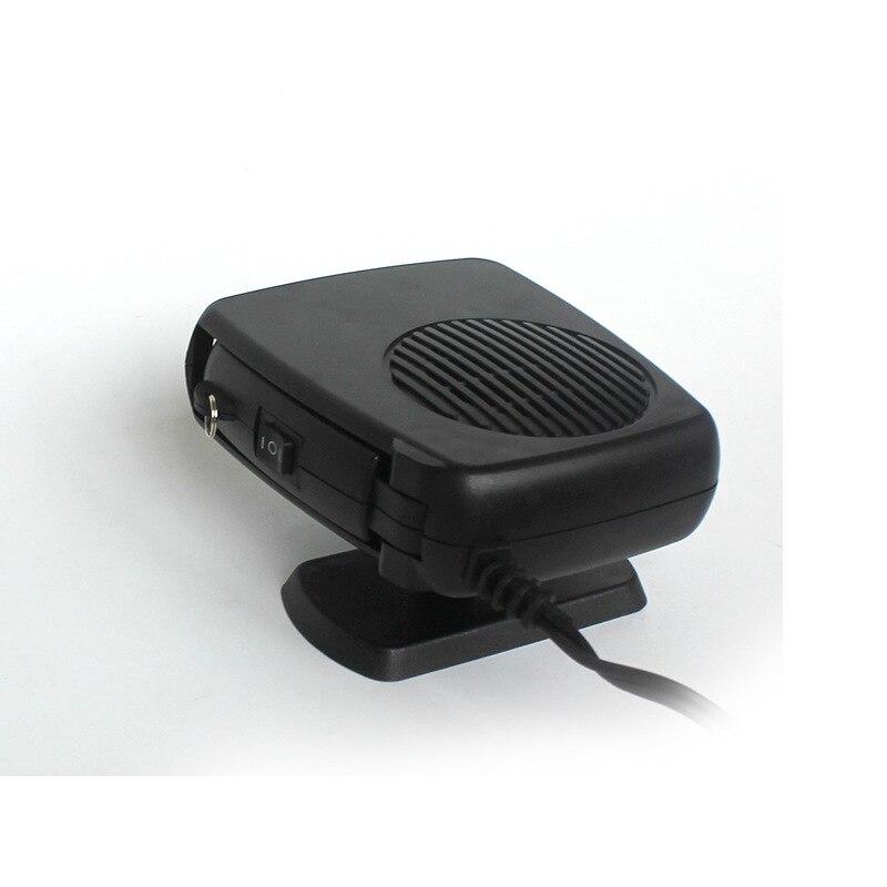 12 В 24 В 150 Вт автомобильный Стайлинг автомобильный тепловентилятор с подогревом лобовое стекло разморозка Туманоуловителя сушилка для автомобиля 360 градусов