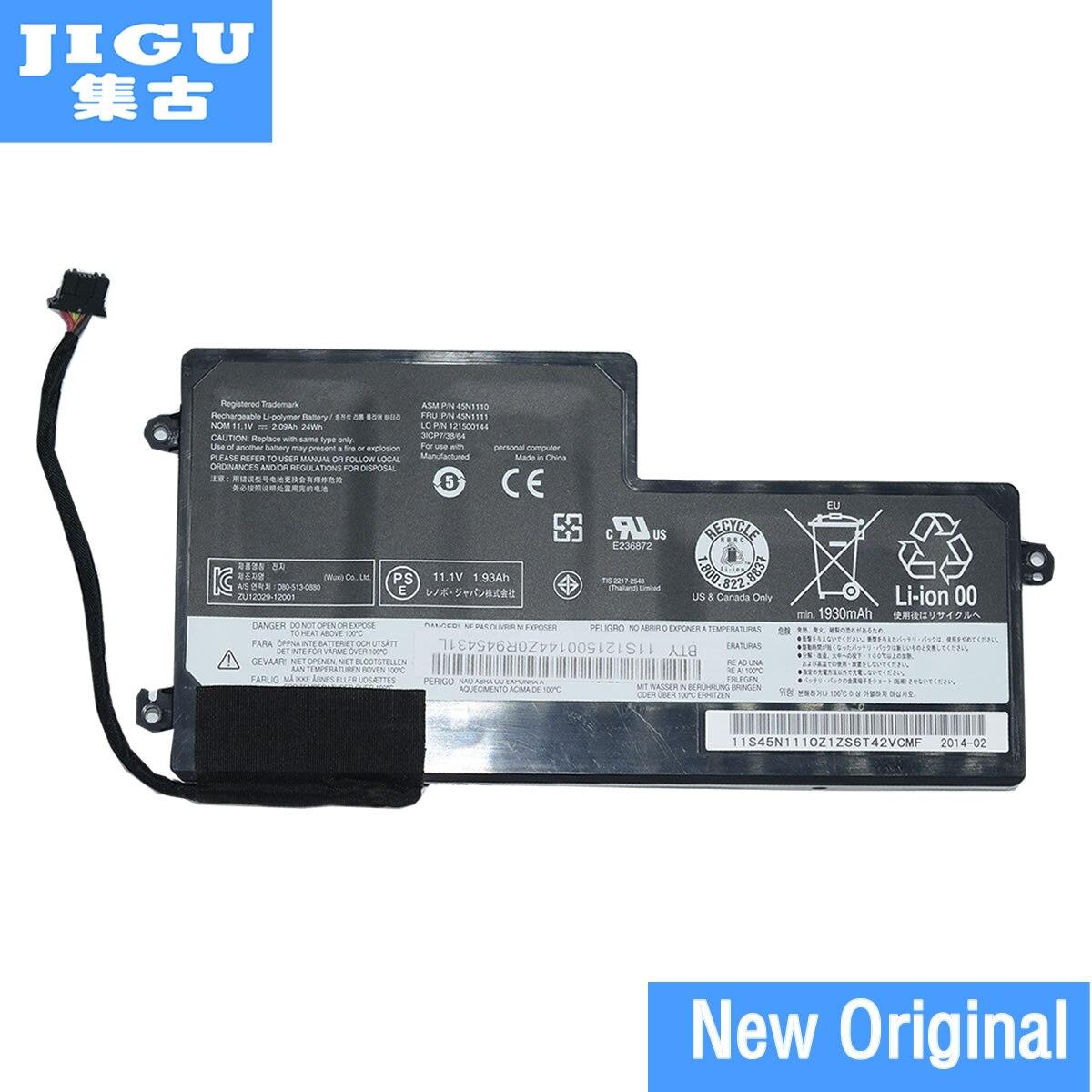 JIGU 45N1108 45N1109 45N1110 45N1111 Original laptop Battery For Lenovo for ThinkPad X230s X240s K2450 S440 S540 T440 T440S jigu new battery l11l6y01 l11s6y01 for lenovo y480p y580nt g485a g410 y480a y480 y580 g480 g485g z380 y480m