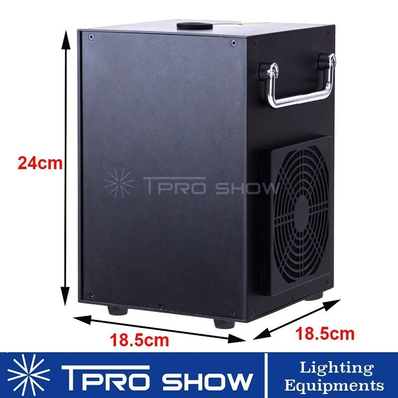 Image 2 - Mini Sparkular Indoor/Outdoor Weddings Dmx/Remote Control Fireworks Cold Spark Fountain Machine Smokeless Flight Case No Card-in Stage Lighting Effect from Lights & Lighting