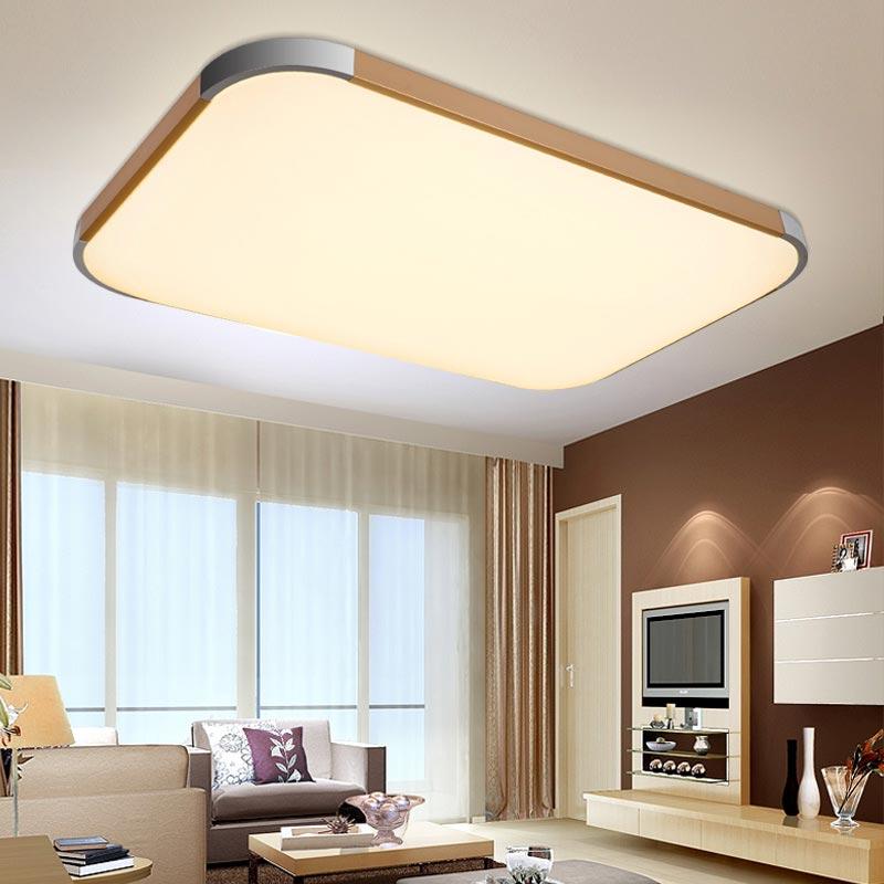 moderne plafond lampes w led salon cuisine plafonniers. Black Bedroom Furniture Sets. Home Design Ideas