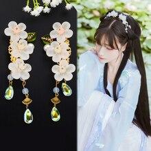Stile antico dei monili Intrattenimento Musiche E Canzoni copricapo Sen Xiaoxian animale accessori classici quotidiano Cinese elemento della forcella della clip di COS gioielli