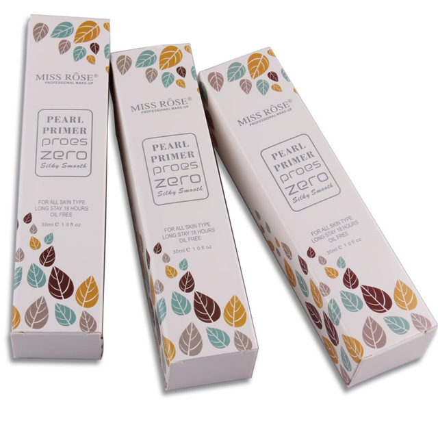 30ml Natural Professional Makeup Nude Face Base Primer Foundation Moisturizer Cream Eye Shadow Primer Gel Cosmetics Maquiagem 4