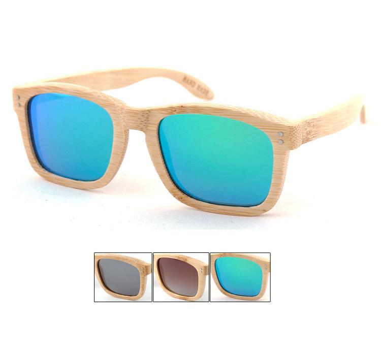 c808187c4e gafas de sol de madera hombre