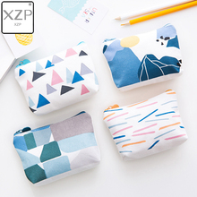 XZP Women Cute Small Zipper Coin Purse Girls Money Bag Change Pouch Female Key Holder Fashion Kids Mini Wallets