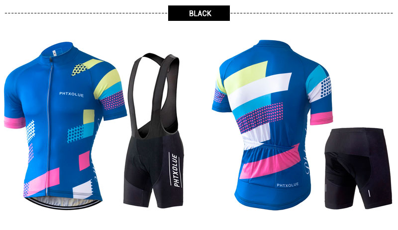 4 bicycle clothing