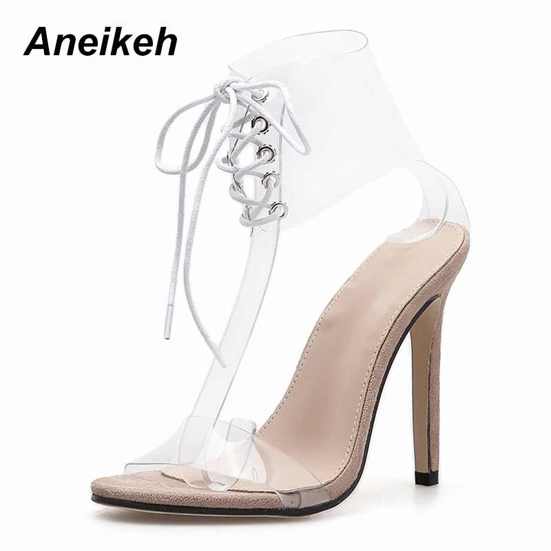 378ad86f7c3 Detail Feedback Questions about Aneikeh Plus Shoes Size 41 42 Sexy ...