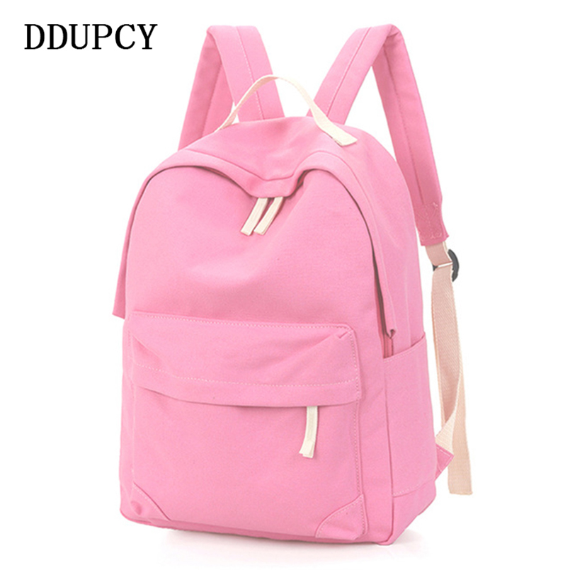 Hot Sale Style Bookbags Womens Backpack Travel Bags Student School Bag Girl Backpacks Casual Travel Rucksack