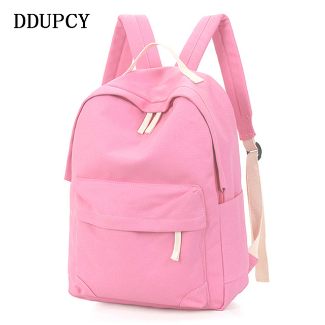 2018 Hot Sale Style Bookbags Womens Backpack Travel Bags Student School Bag  Girl Backpacks Casual Travel 3827be113