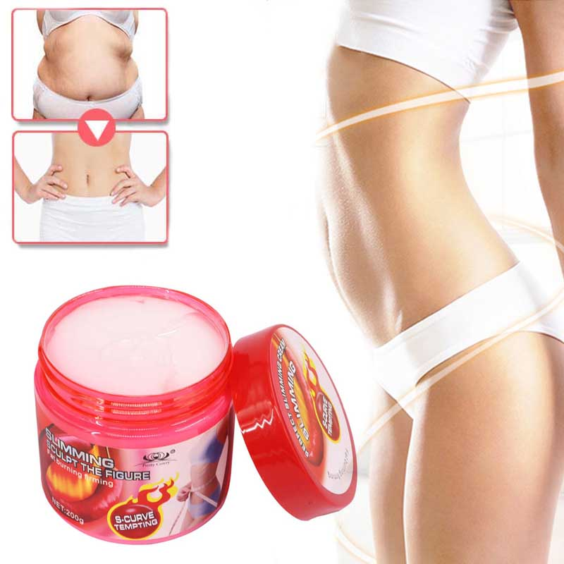 2018 Newly Slimming Cream Fast Burning Fat Lost Weight Body Care Firming Effective Lifting Firm JLRD