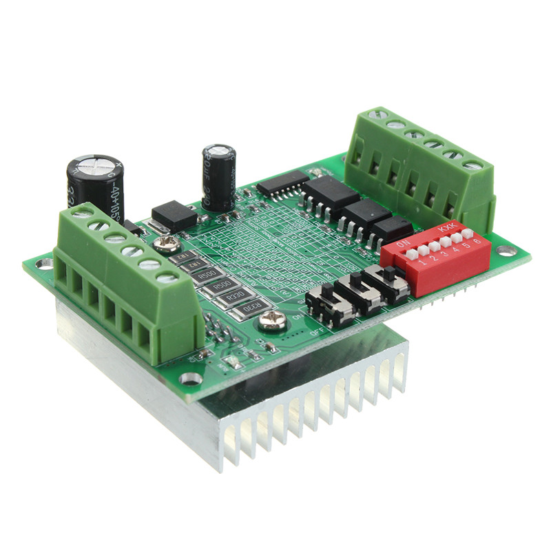CNC Router Single 1 Axis Controller Stepper Motor Drivers TB6560 3A driver board Hot SALE cnc router intelligent 3 axis tb6560 stepper motor driver 3a with lcd display control pad