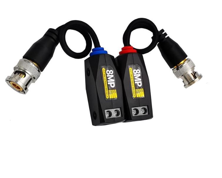 Image 5 - 8MP HD twisted pair transmitter with lightning protection 720P/960P/1080P/3MP/4MP/5MP/ 8MP-in Computer Cables & Connectors from Computer & Office
