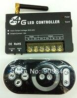 NEW DC5V 24V Input 16A 2 4G Wireless RF 4G Dimmer For LED Lighting LED STRIP