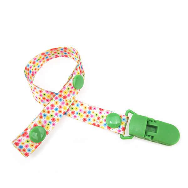 เด็กทารกน่ารัก Pacifier คลิปผู้ถือโซ่ปรับหัวนม clamps Teethers ผู้ถือคลิปโซ่สำหรับ avent จุกนมหลอก