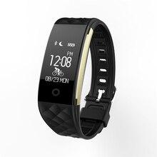S2 Спорт Bluetooth Smart запястье браслет Heart Rate Мониторы IP67 Водонепроницаемый smartband для iPhone Android