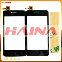 black white color Touchscreen Digitizer Sensor For ZTE Blade AF3 T221 A5 A5 Pro Touch Screen