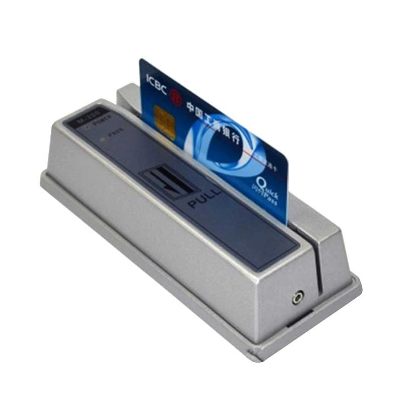 Metal Bank ATM Machine Card Skimmer Standalone Door Access Controller  Magnetic Card /Credit/Swipe Reader