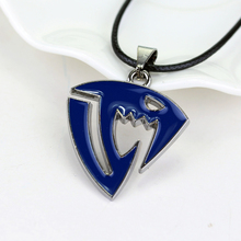 Fairy Tail Saber Tooth Anime Dark Blue Cosplay Necklace