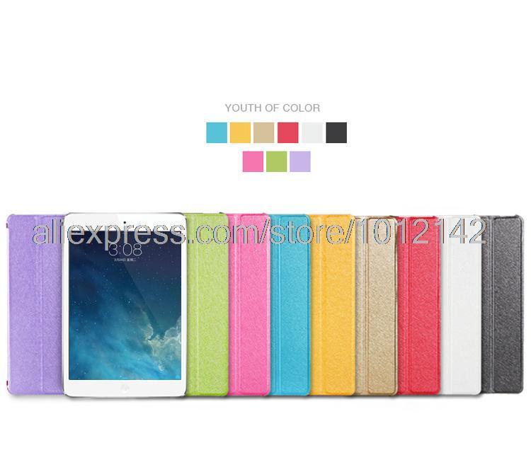 Impecable funda protectora de cuero de lujo para Apple iPad 2 3 4 de - Accesorios para tablets - foto 1
